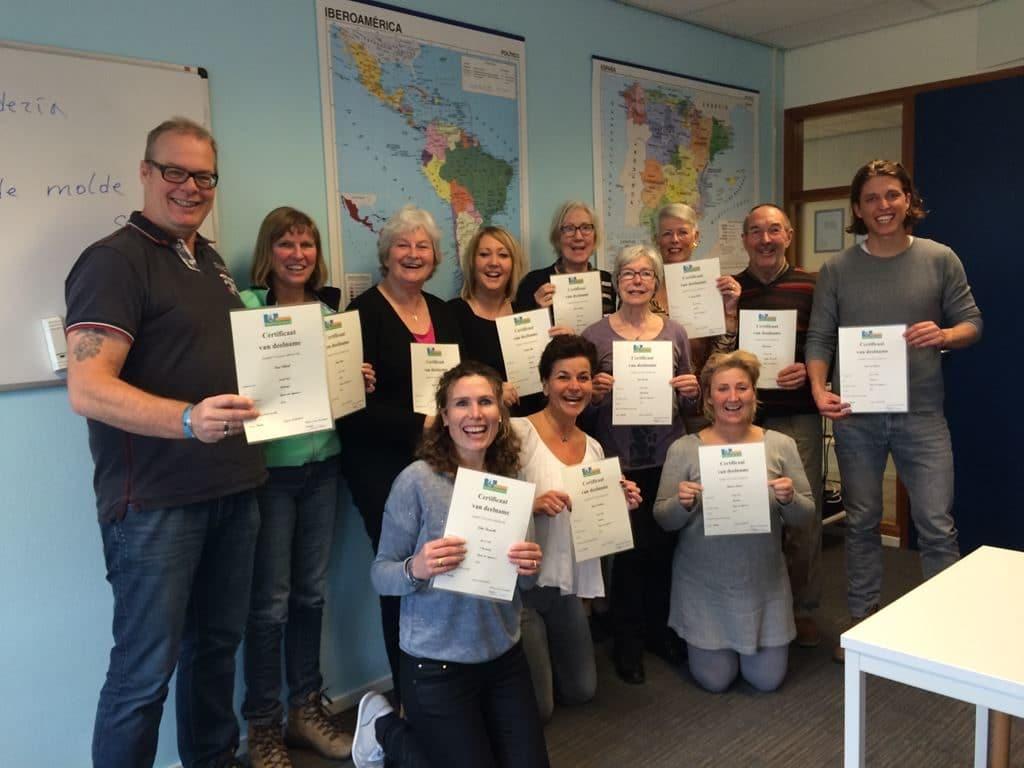 Cursus Spaans voor beginners2 in Haarlem